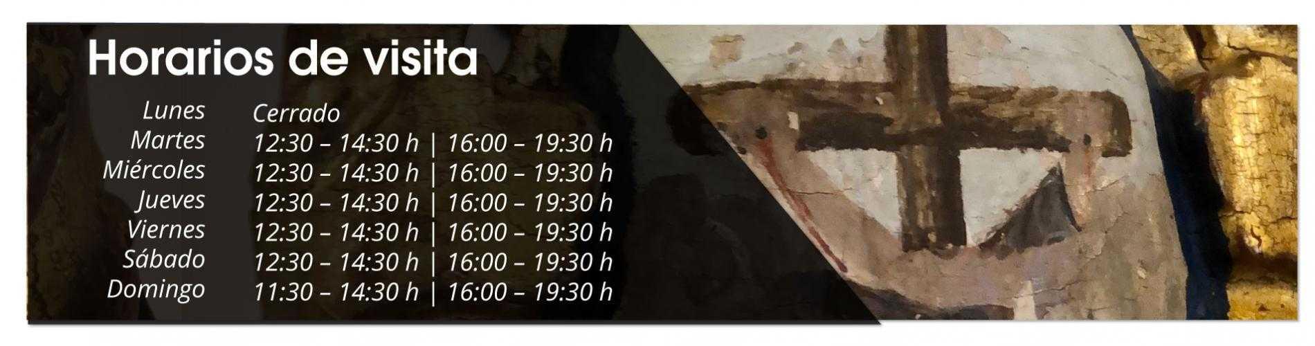 convento imagen horarios