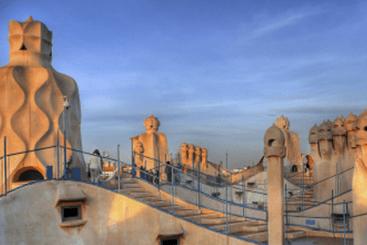 Barcelona artística.Lo mejor de Gaudí