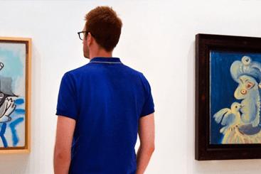 Museo Picasso. La colección