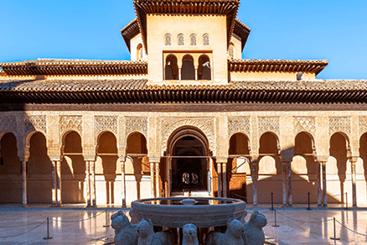 Visita la Alhambra. No la olvidarás