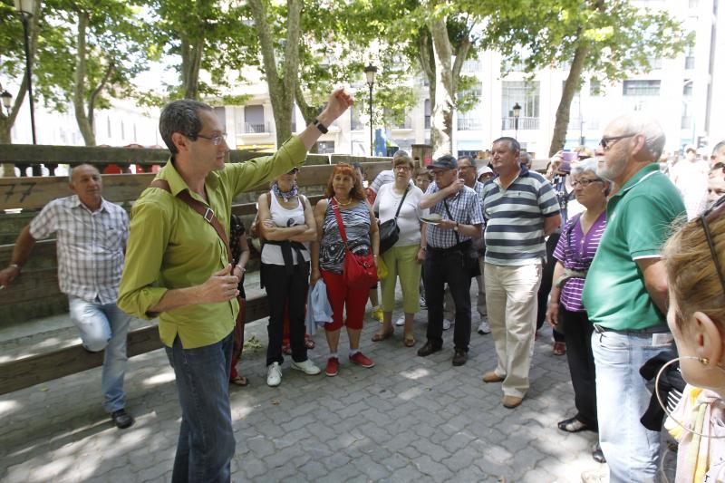 Visita guiada verano Pamplona Tour