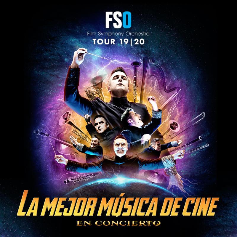 FSO TOUR 19 | 20 - LA MEJOR MÚSICA DE CINE EN CONCIERTO