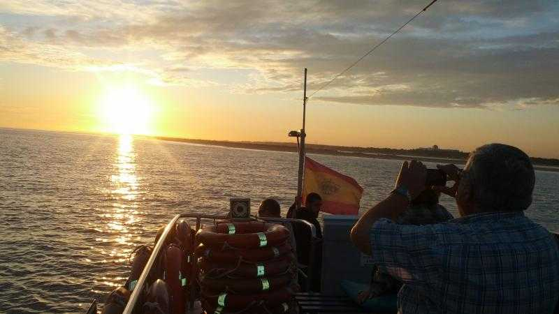 Flechamar. Paseo en barco con gambas y vino (-5%)