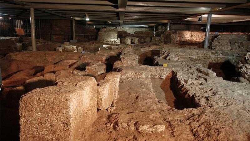 Visit to the Crypt of the Basilica of Santa Eulalia