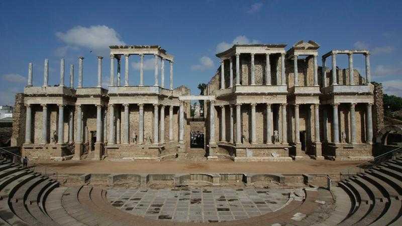 Teatro-Anfiteatro sin guía