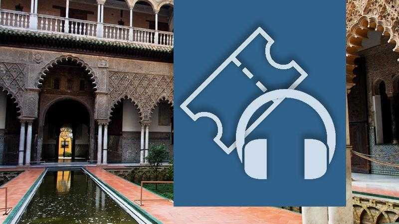 Visita Alcázar + Audioguía