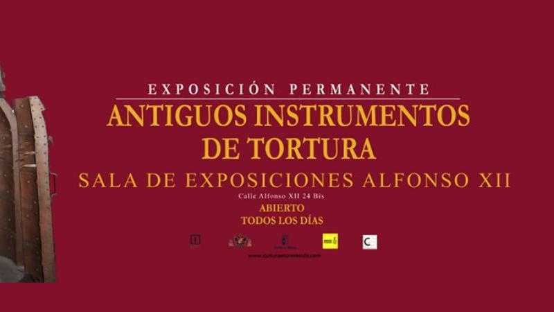ANTIGUOS INSTRUMENTOS DE TORTURA