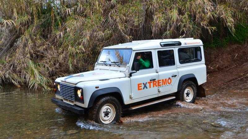 Algarve Jeep Safari HD