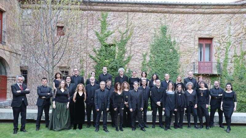 Academia de Música Antigua de la USAL * Coro de Cámara *