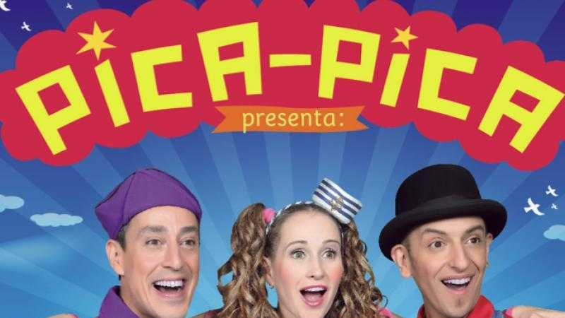 PICA PICA: ESPECTÁCULO MUSICAL FAMILIAR