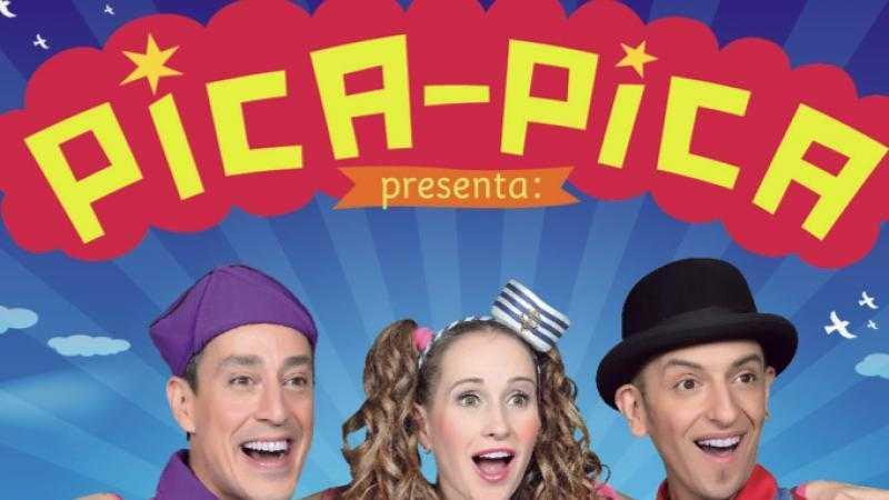 PICA PICA: ESPECTÁCULO MUSICAL FAMILIAR