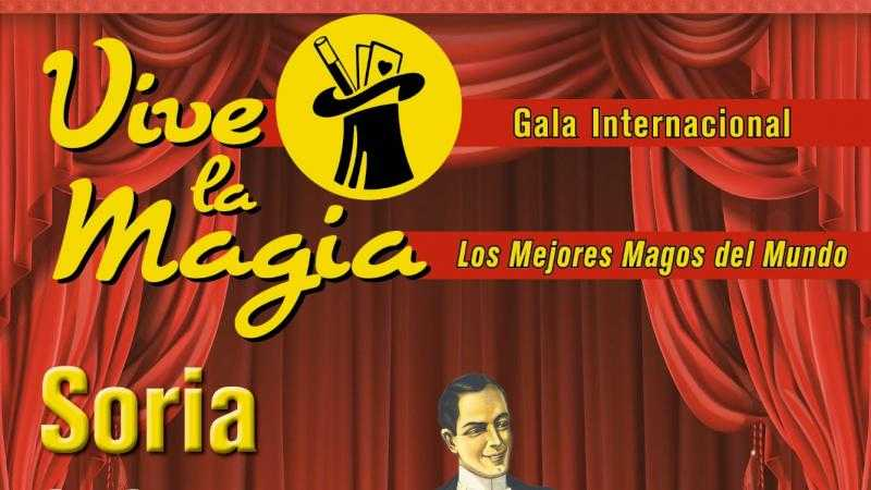 GALA INTERNACIONAL DE MAGIA