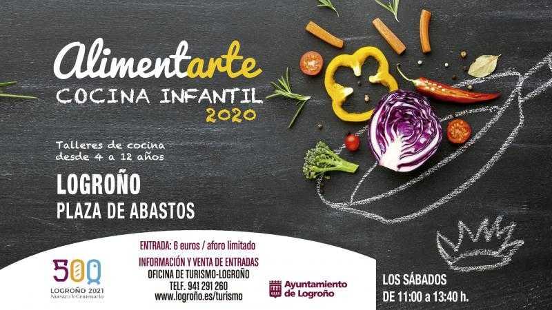 Alimentarte - COCINA INFANTIL 2020