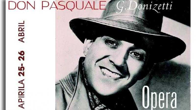 OPERA - Don Pasquale (G.Donizetti)