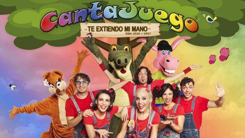 CANTAJUEGO - TE EXTIENDO MI MANO