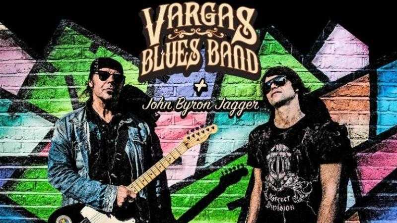 LAS VARGAS BLUES BAND & JOHNN JAGGEER