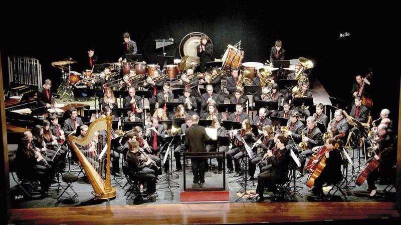 CONCIERTO BANDA MUNICIPAL DE MÚSICA DE CALAHORRA