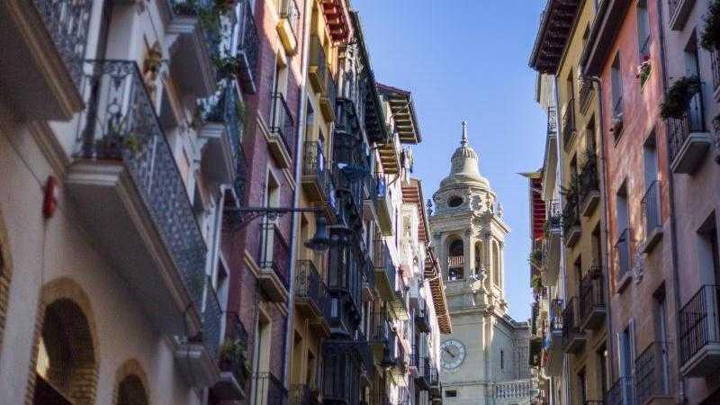 Descubre Pamplona