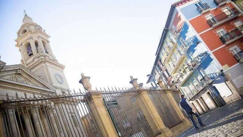 Visita guiada a Pamplona