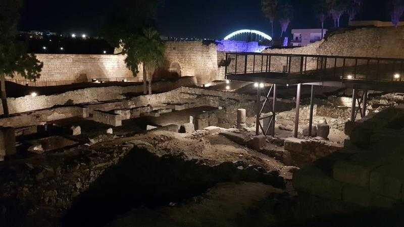 Visita Nocturna a la Alcazaba