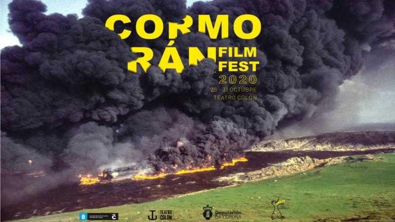 CORMORÁN FILM FEST 28 octubre en el Teatro Colón