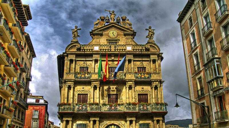 Visita guiada a Pamplona-Trip Navarra Tours