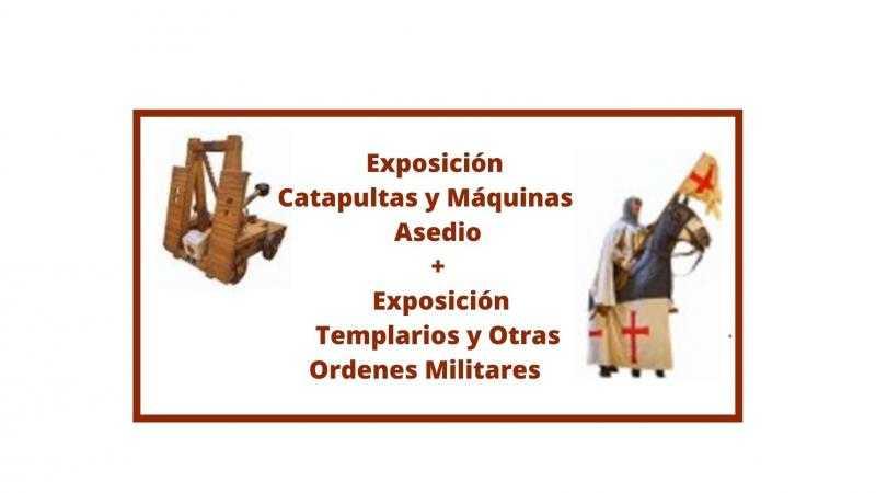 Catapultas y Maquinas de Asedio / Templarios y otras Ordenes Militares