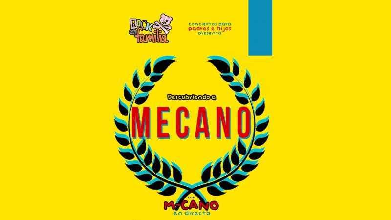 ROCK EN FAMILIA. DESCUBRIENDO A MECANO (Teatro Colón)