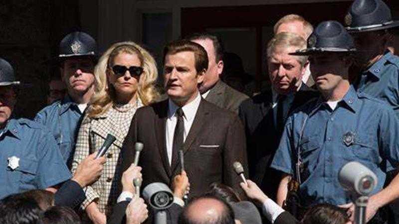 El escándalo Ted Kennedy (Cine Fórum Metropolitano)