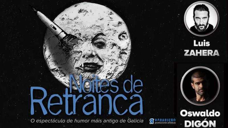 Noites de retranca (Teatro Colón)