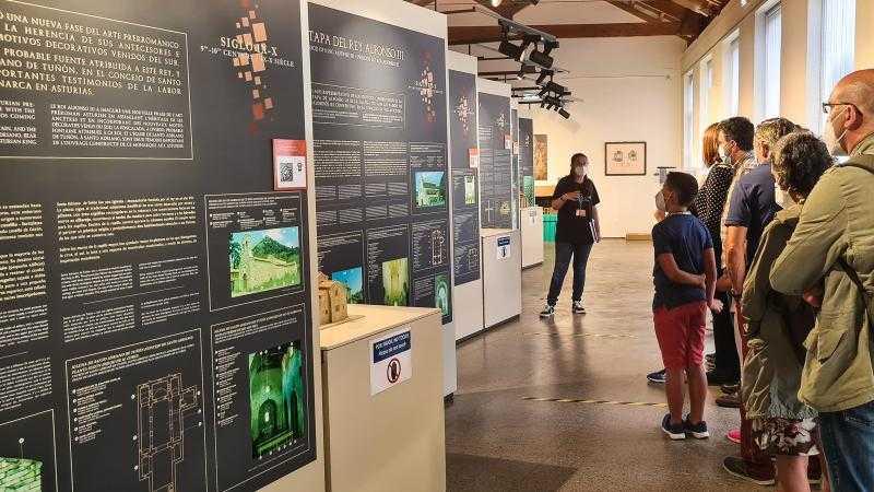 Visita guiada al Centro de Interpretación del Prerrománico Asturiano