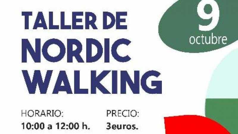 TALLER DE NORDIC WALKING