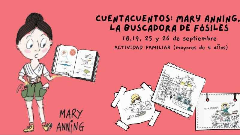 Mary Anning, la buscadora de fósiles