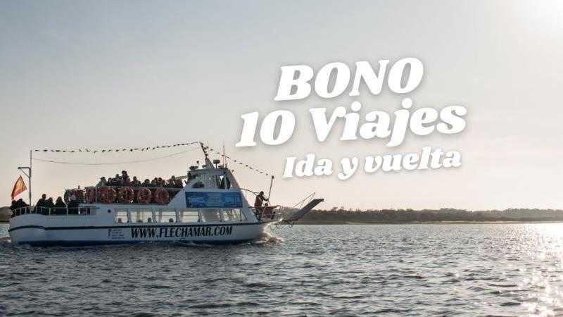 BONO 10 VIAJES (IDA Y VUELTA)
