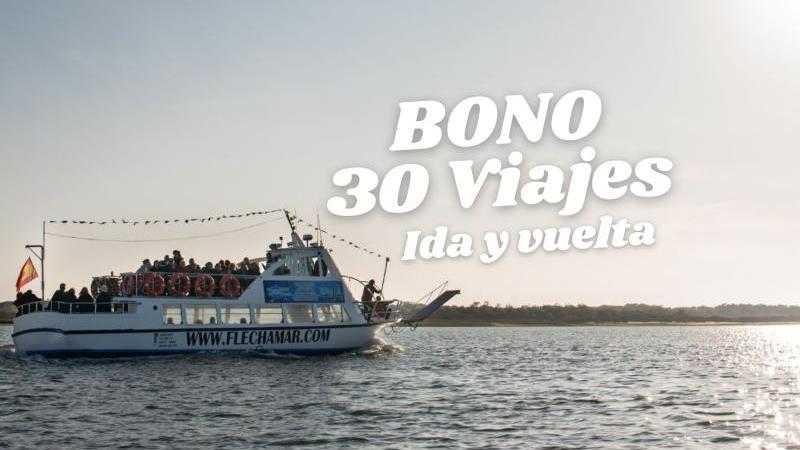BONO 30 VIAJES (IDA Y VUELTA)