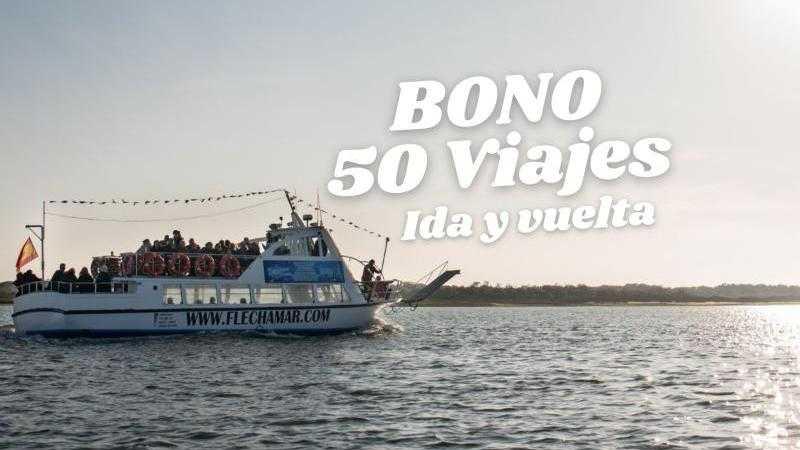 BONO 50 VIAJES (IDA Y VUELTA)