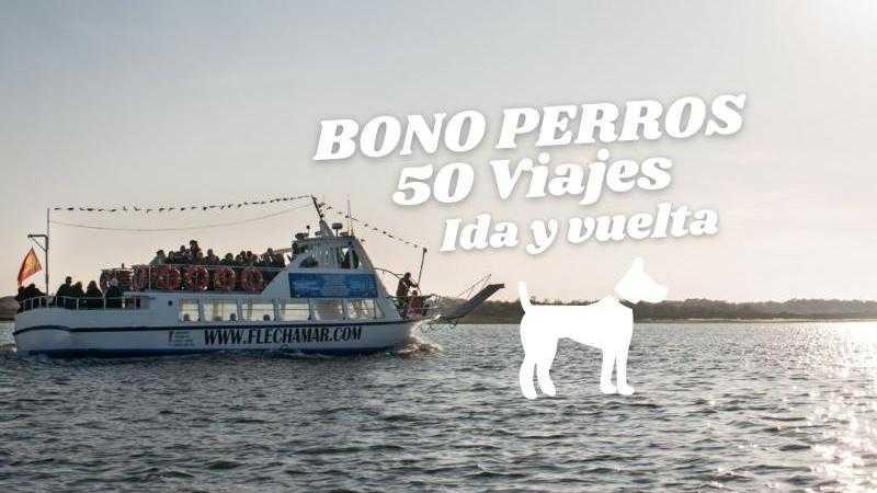 BONO PERROS 50 VIAJES.