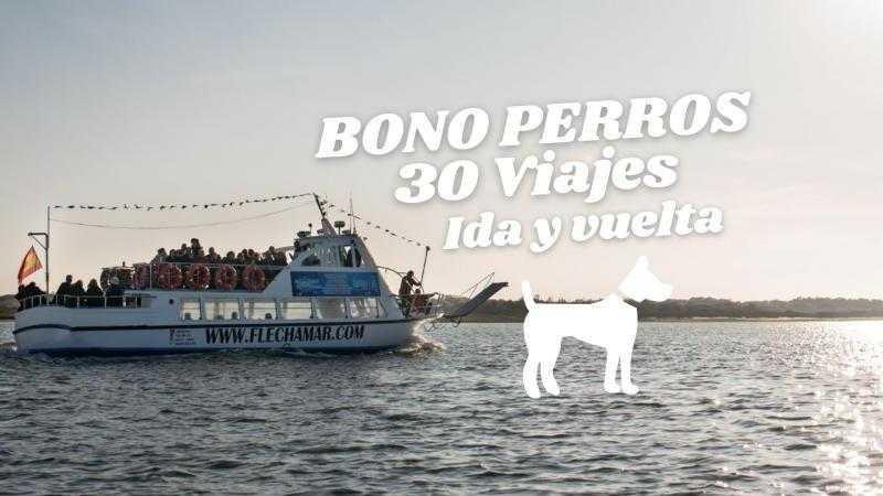 BONO PERROS 30 VIAJES.