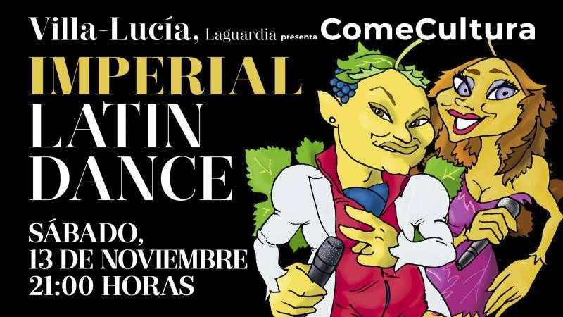 Villa-Lucía Imperial Latin Dance (13 de noviembre)
