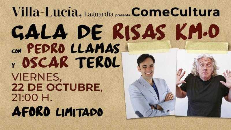 Gala de Risas Km. 0 (22 de octubre)
