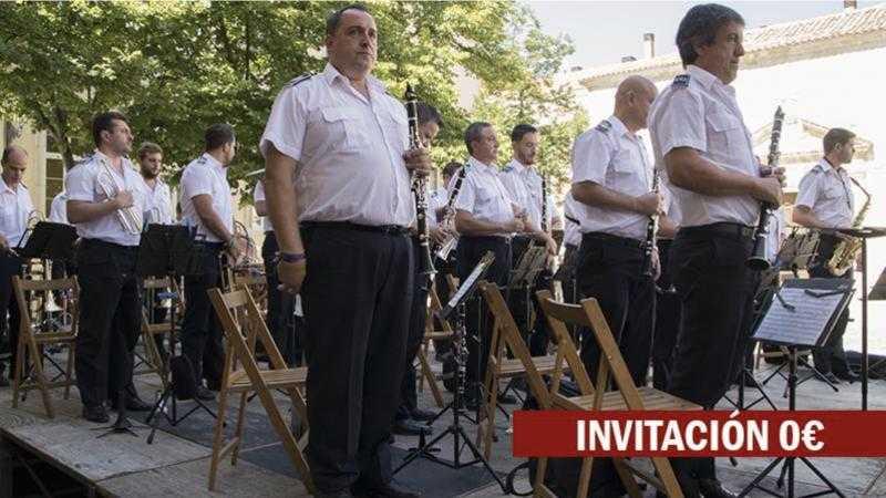 CONCIERTO DE SANTA CECILIA BANDA MUNICIPAL DE MUSICA 14 NOV