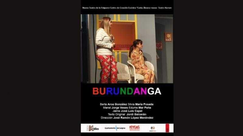 """KUMEN TEATRO """"Burundanga"""""""