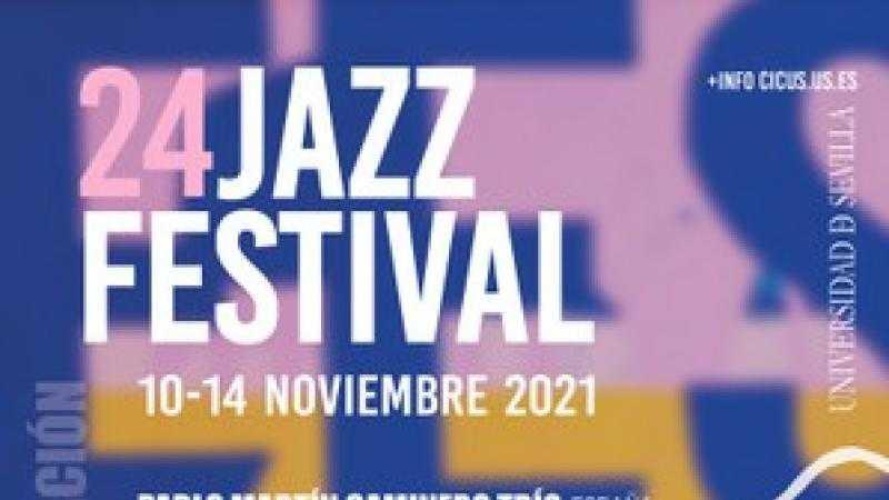 24 FESTIVAL DE JAZZ UNIVERSIDAD DE SEVILLA