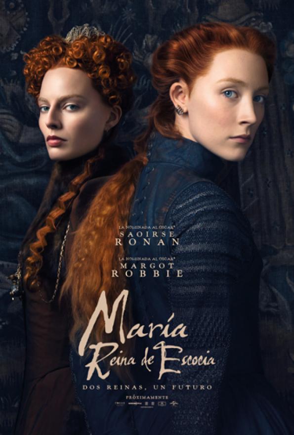María, reina de Escocia. CINECLUB UNED
