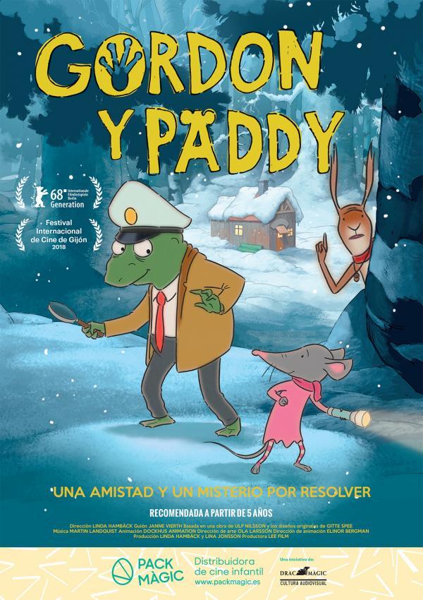 GORDON Y PADDY. CINE DE MELÓN