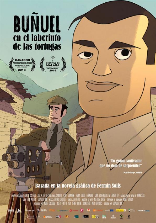 Buñuel en el laberinto de las tortugas V.O. Castellano y Francés