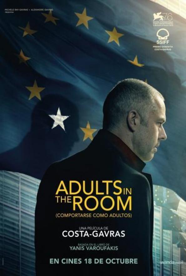 Adults in the Room (Comportarse como adultos) V.O.S.E.