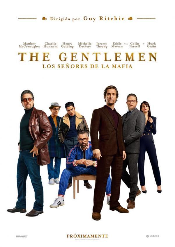 The Gentlemen: Los señores de la mafia
