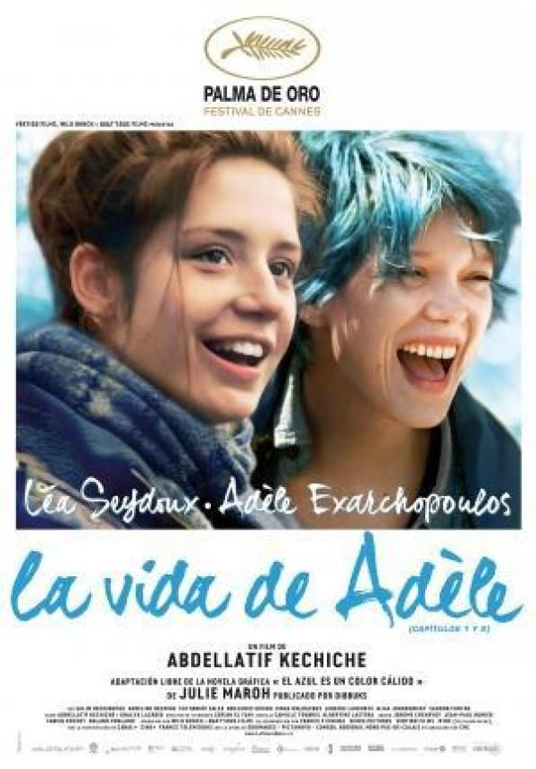 La vida de Adèle. Ciclo Diferentes formas de amar