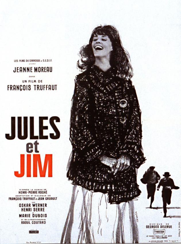Jules et Jim. Ciclo Diferentes formas de amar